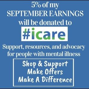💚;;;💙SHOP & SUPPORT💙;;;💚 #icare movement
